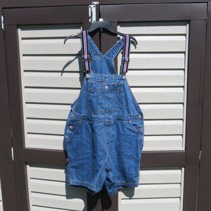 Vintage Tommy Hilfiger Overall Shorts